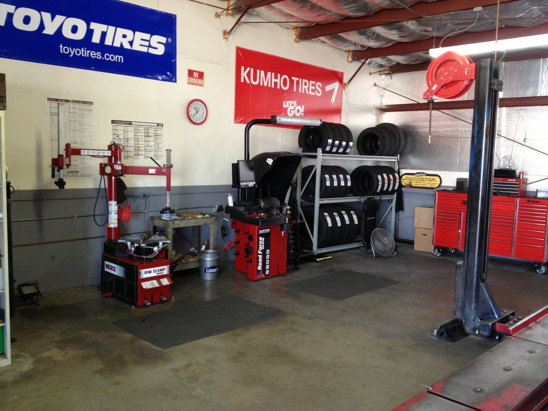 Wheel Alignment Houston